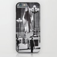 Haunted Commute iPhone 6 Slim Case