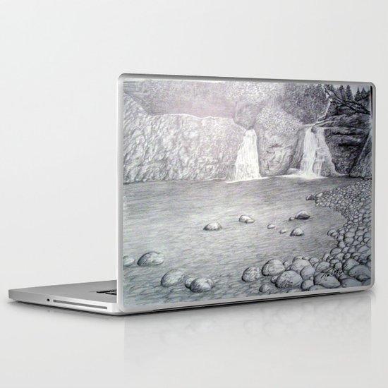 bw12 Laptop & iPad Skin
