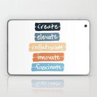 Create Elevate Collabora… Laptop & iPad Skin