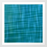 Pacific Ocean Blues Art Print