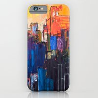 iPhone & iPod Case featuring City by Becca Garrison