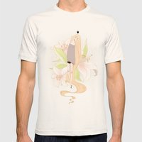 Rapunzel 2 Mens Fitted Tee Natural SMALL