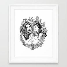 Rejoice for Anastasia Framed Art Print