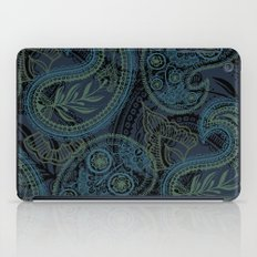 Paisley and Undines iPad Case