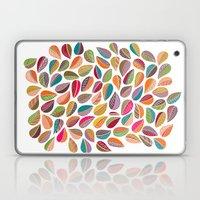 Leaf Colorful Laptop & iPad Skin