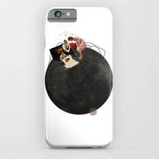 Life on Earth  | Collage | White iPhone 6s Slim Case