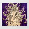 Medusa's Prayer  Canvas Print