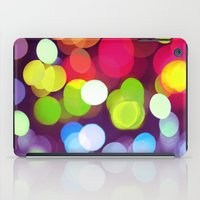 Light Dots iPad Case