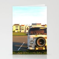 I Left My Heart In San F… Stationery Cards