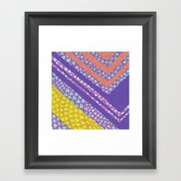 The Future : Day 21 Framed Art Print