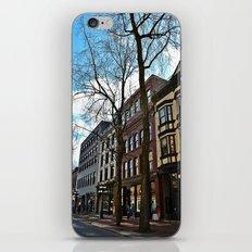 gastown iPhone & iPod Skin