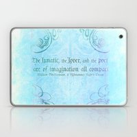 The Lunatic, The Lover -… Laptop & iPad Skin