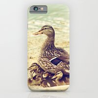 iPhone & iPod Case featuring A Family Affair by Karol Livote