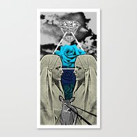 Holy War Canvas Print
