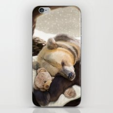 Sweet dreams, Mr Bear iPhone & iPod Skin