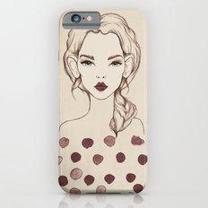 Marsala Slim Case iPhone 6s