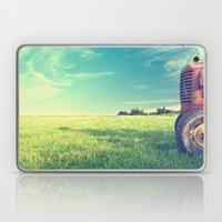 Tractor In Field Laptop & iPad Skin