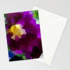 Purple Blaze Stationery Cards