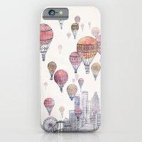 Voyages Over Santa Monic… iPhone 6 Slim Case