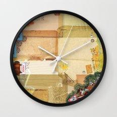 Montevideo utca Wall Clock
