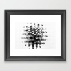 The Disco Ball Framed Art Print