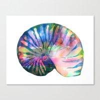 Seashell #1A Canvas Print
