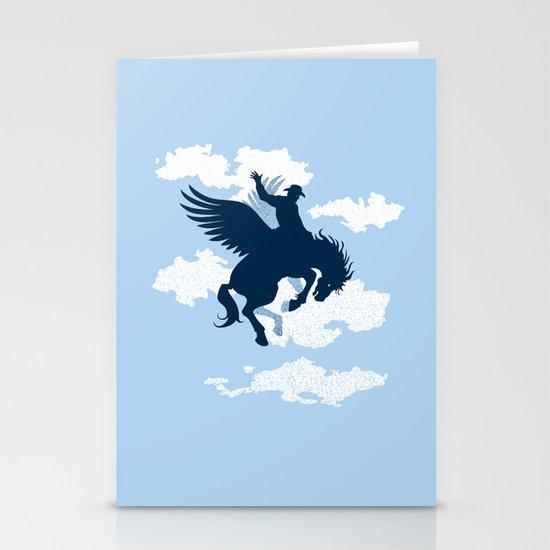 Sky Rodeo Stationery Card