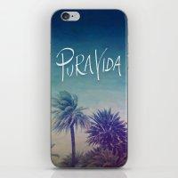 Pura Vida iPhone & iPod Skin