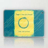 Three that come unbidden – love, jealousy and fear Laptop & iPad Skin