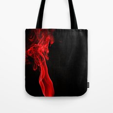 Red Two Tote Bag