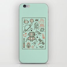 Cosmic Frontier  iPhone & iPod Skin