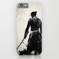 iPhone Cases featuring Ronin by Nicklas Gustafsson