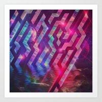 xrystyl nyytx Art Print