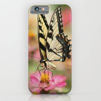 iPhone & iPod Case featuring Swallowtail Butterfly by Kim Hojnacki Photography
