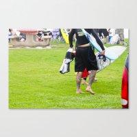 surf'd Canvas Print