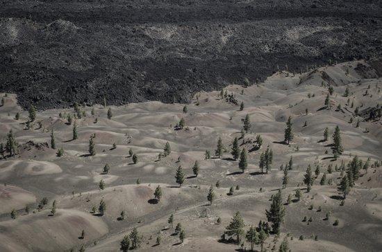 Lassen National Volcanic Park - EEUU  Art Print