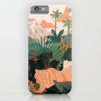 Creature Jungle iPhone 6 Slim Case