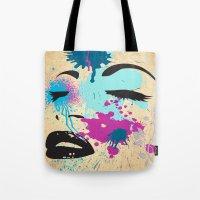 Dream Pillow Tote Bag