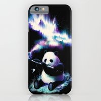 iPhone & iPod Case featuring Music Is My Universe by nicebleed
