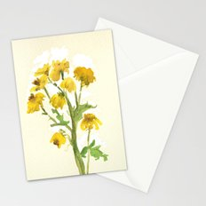 Chrysanthemum 2 Stationery Cards