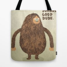 Sounds Good Dude Tote Bag