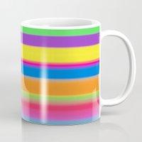 Candy Stripes. Mug