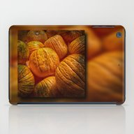 Halloween Pumpkins iPad Case