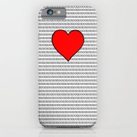 iPhone & iPod Case featuring Symbols of Love by Bruce Stanfield