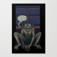 Hobgoblin Canvas Print