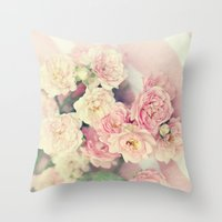 the fairy Throw Pillow