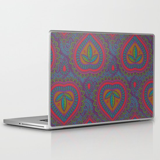 Decorative Laptop & iPad Skin