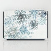 The Forest Drift iPad Case
