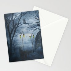 Two Lone Wolves Stationery Cards