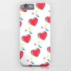 heart hearts Slim Case iPhone 6s